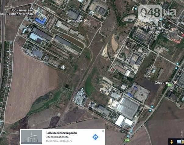 Окровавленные скелеты нашли на окраине Одессы (ФОТО) , фото-1