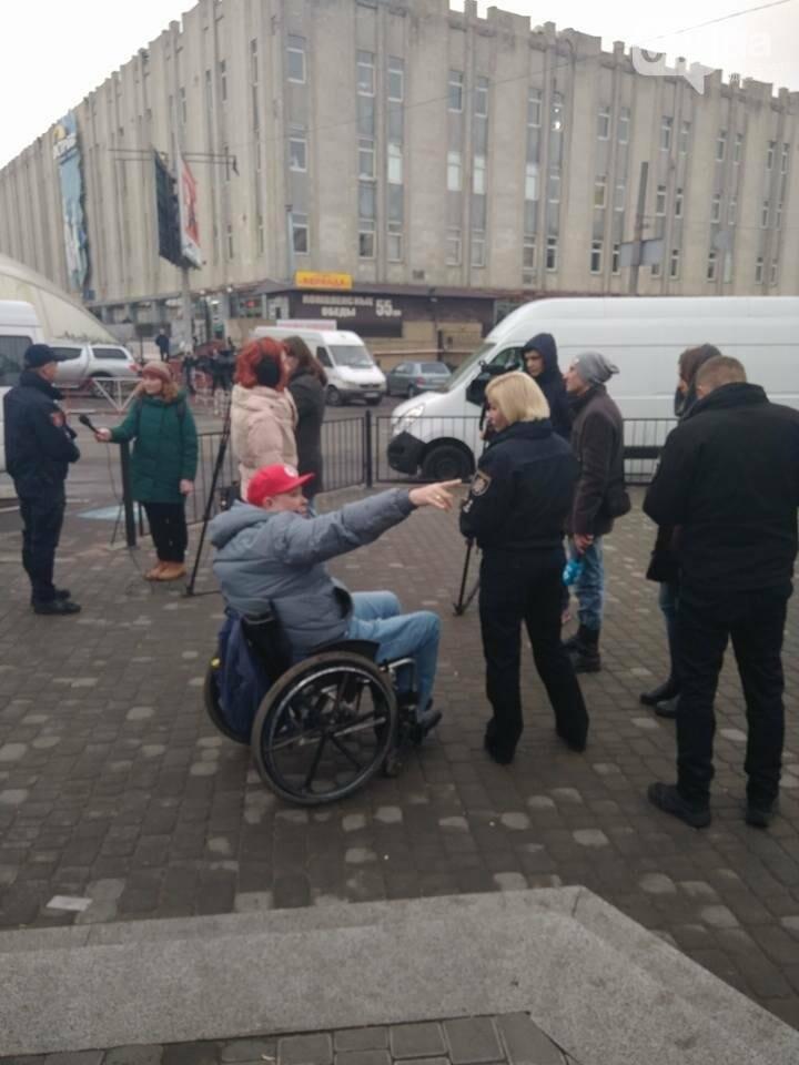 Общественники с инвалидностью проводят совместные рейды с одесской полицией (ФОТО) , фото-4