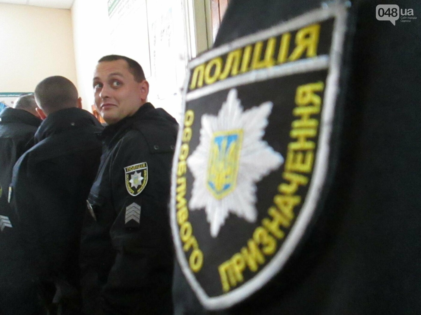 В Одессе полицейские и журналисты сдали кровь для тяжело раненых (ФОТО) , фото-5