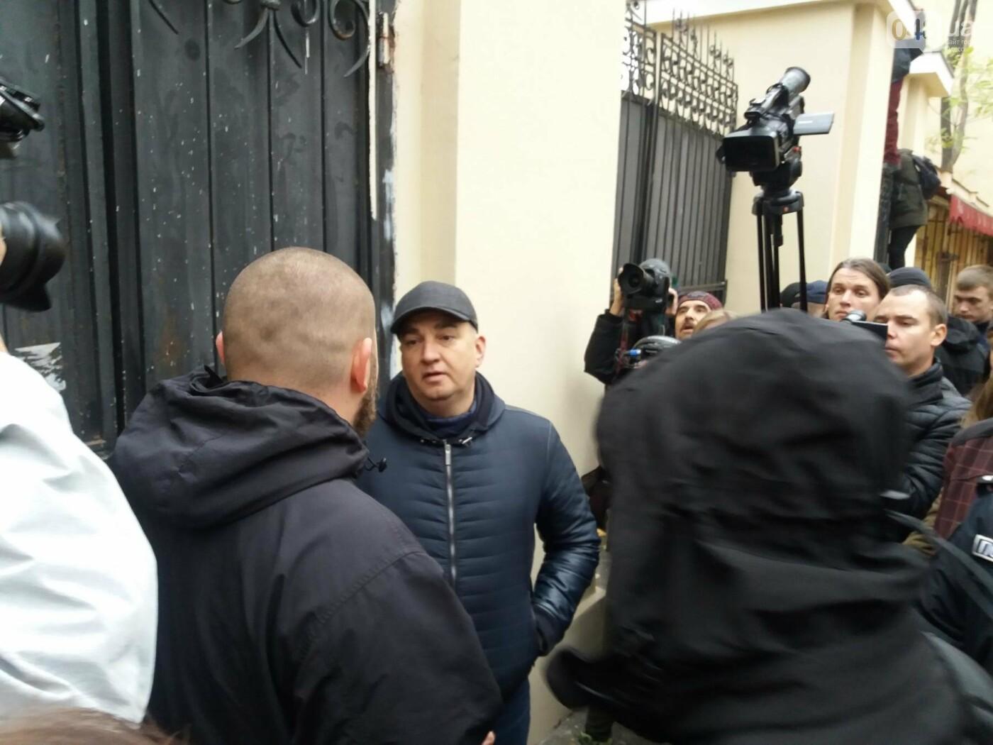 Одесские активисты штурмуют Горсад (ФОТО, ВИДЕО), фото-2