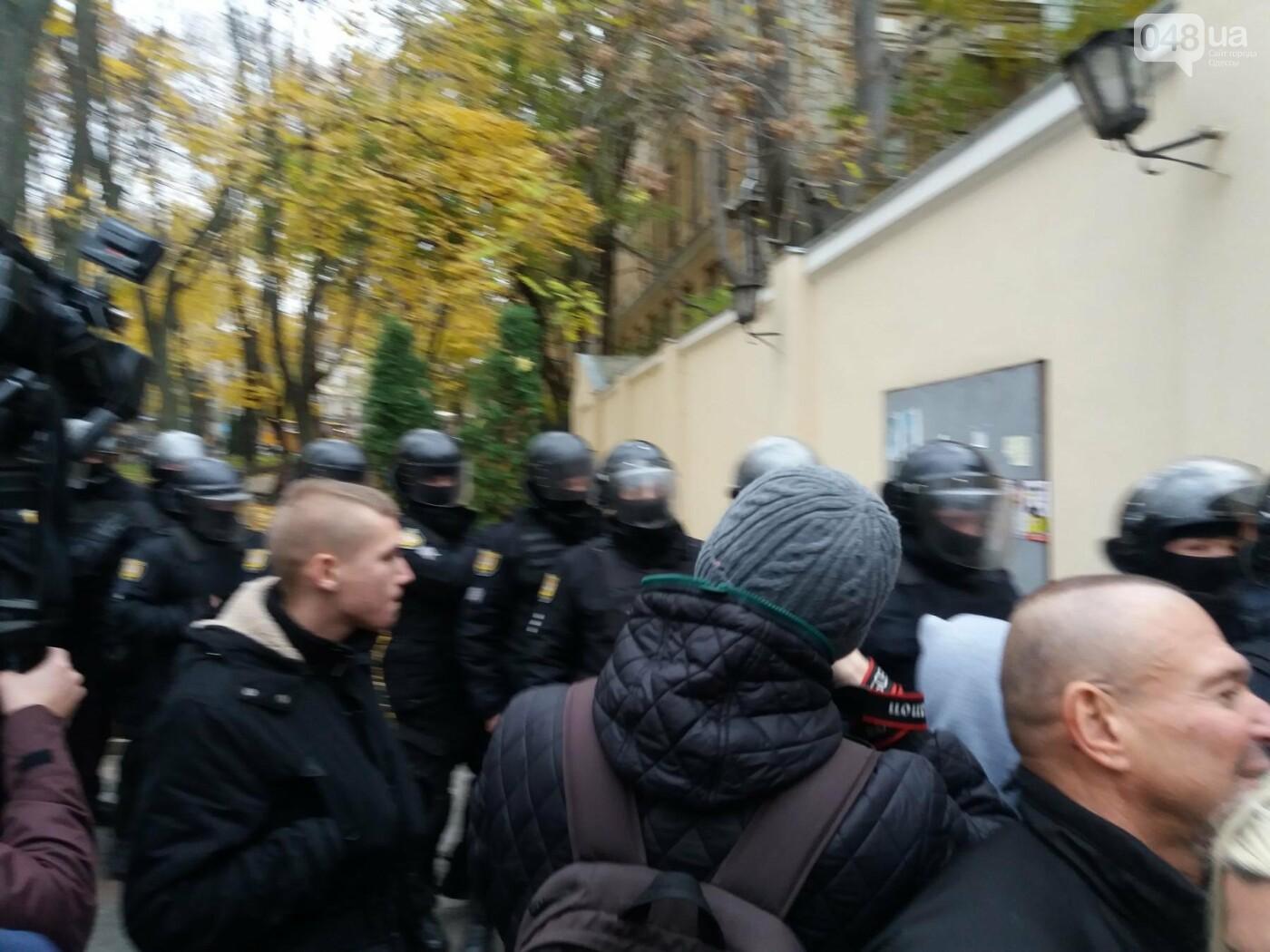 Одесские активисты штурмуют Горсад (ФОТО, ВИДЕО), фото-3