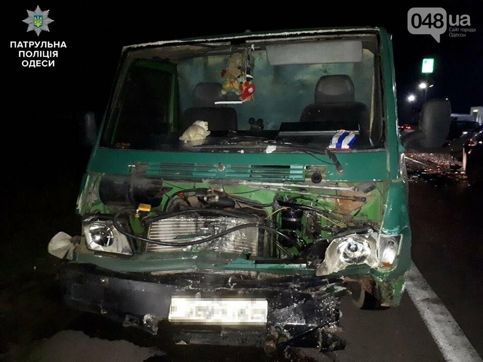 Под Одессой пьяный водитель спровоцировал массовую аварию, фото-2