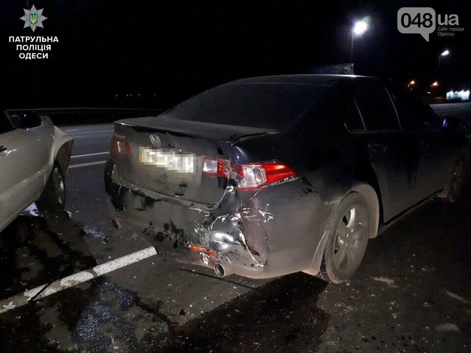 Под Одессой пьяный водитель спровоцировал массовую аварию, фото-3