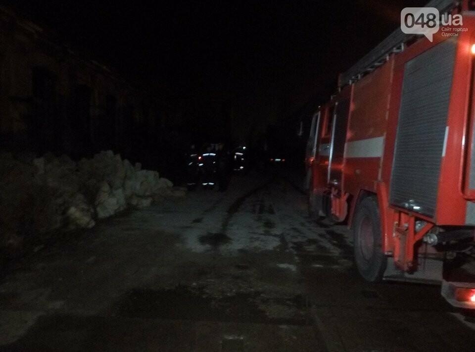 В Одессе на пожаре в автосервисе погиб слесарь (ФОТО), фото-5