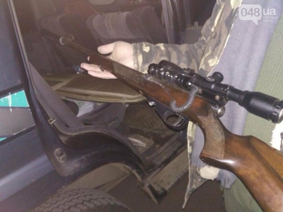 На одесском кладбище в машине нашли тайник с оружием (ФОТО), фото-6