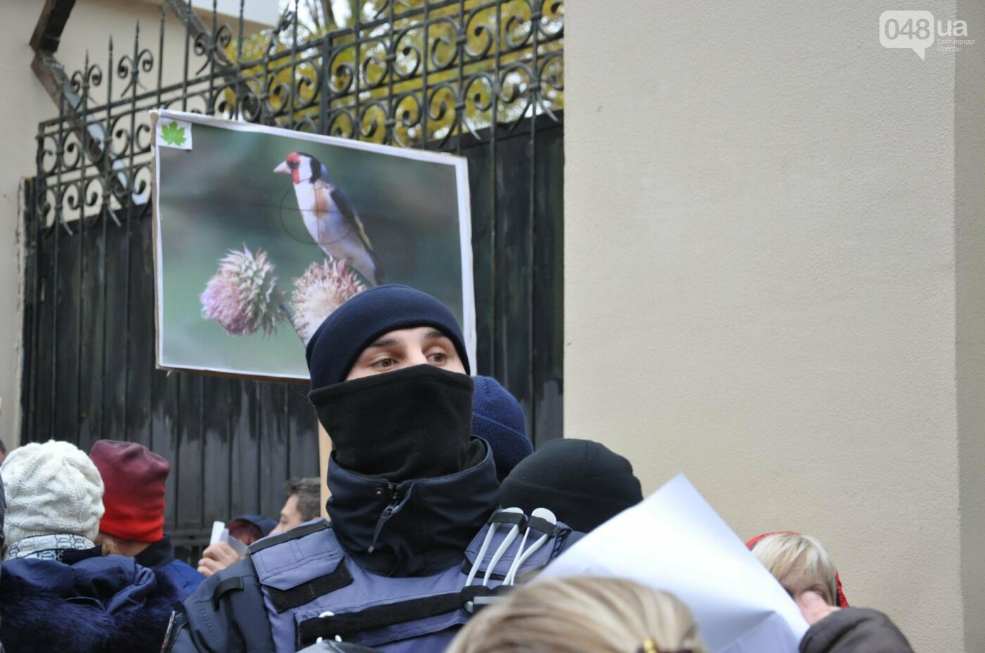 Около 5 сотен одесситов протестовали против застройки Горсада (ФОТО) , фото-8