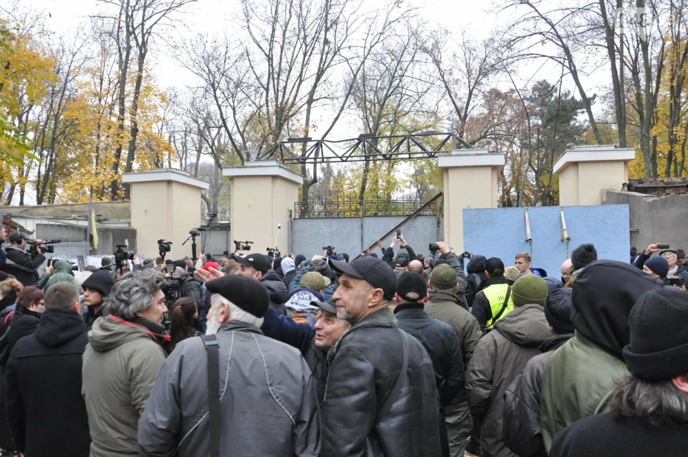 Около 5 сотен одесситов протестовали против застройки Горсада (ФОТО) , фото-27