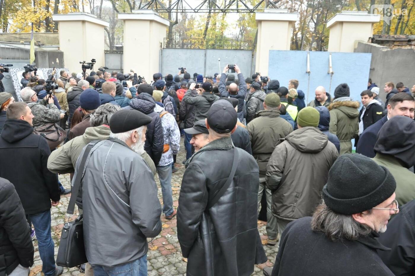 Около 5 сотен одесситов протестовали против застройки Горсада (ФОТО) , фото-20
