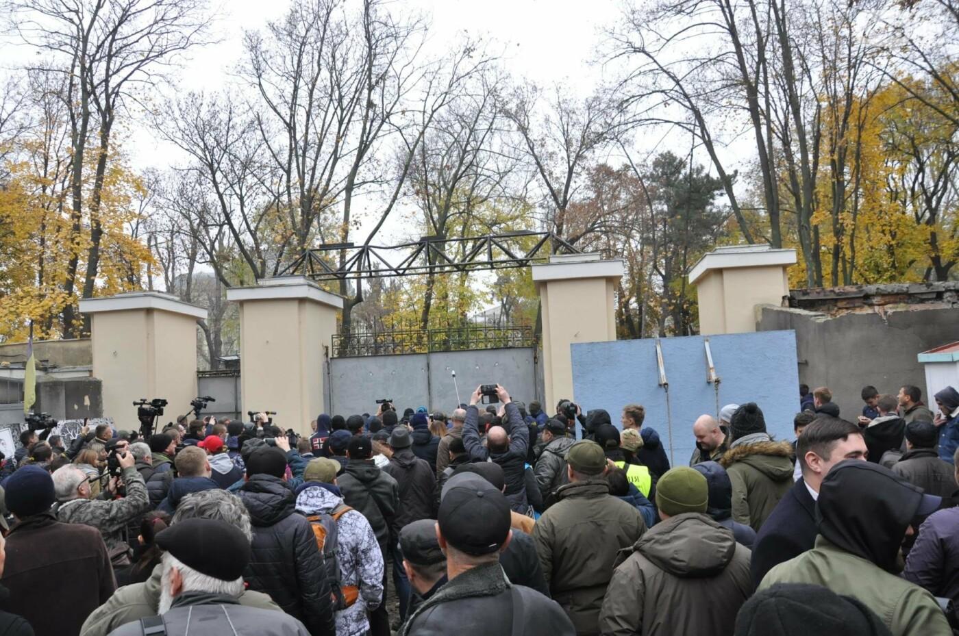 Около 5 сотен одесситов протестовали против застройки Горсада (ФОТО) , фото-31