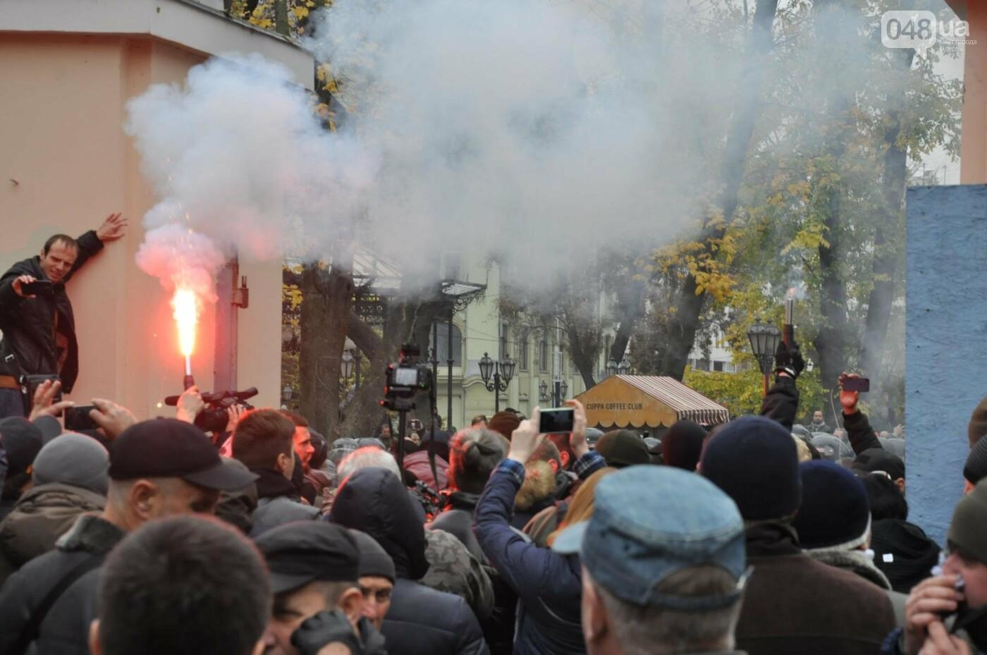 Одесситы обвинили полицию в провокациях (ФОТО, ВИДЕО), фото-2