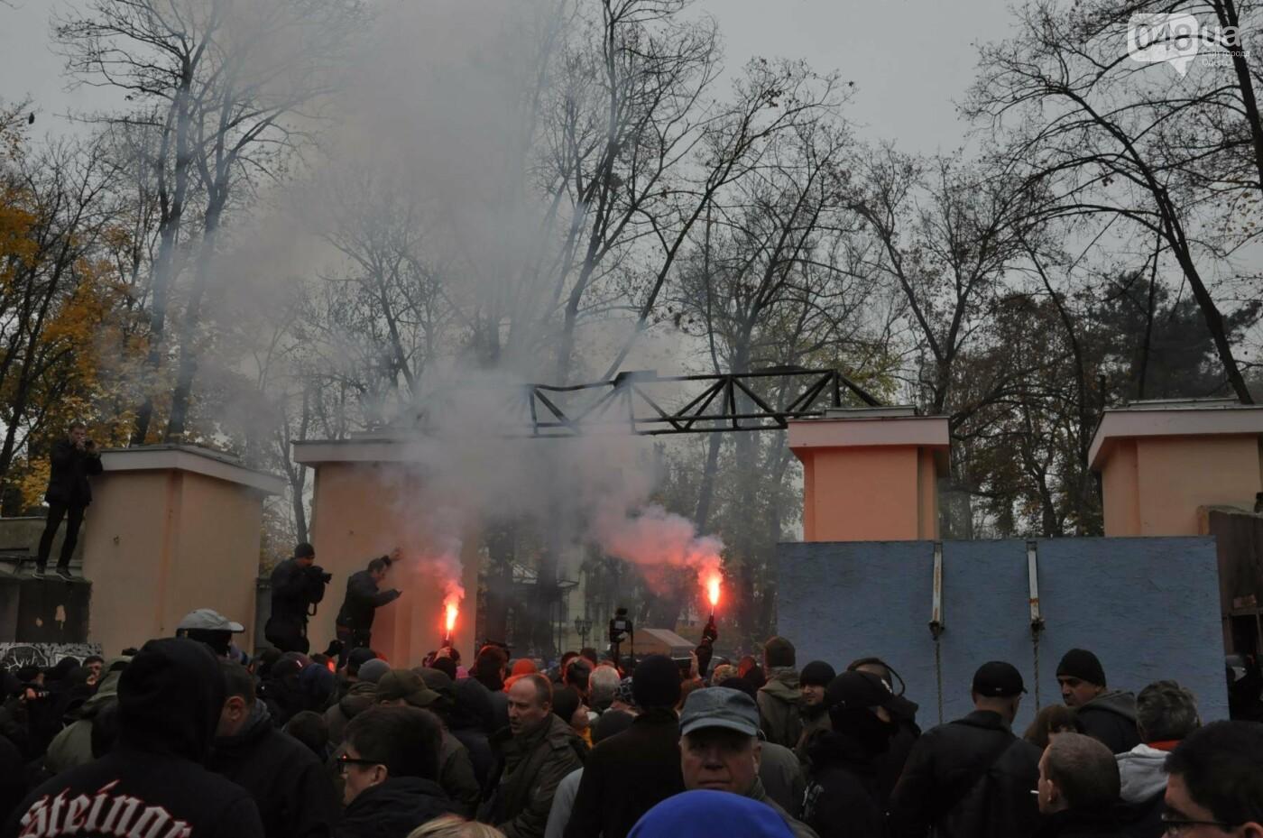 Одесситы обвинили полицию в провокациях (ФОТО, ВИДЕО), фото-3