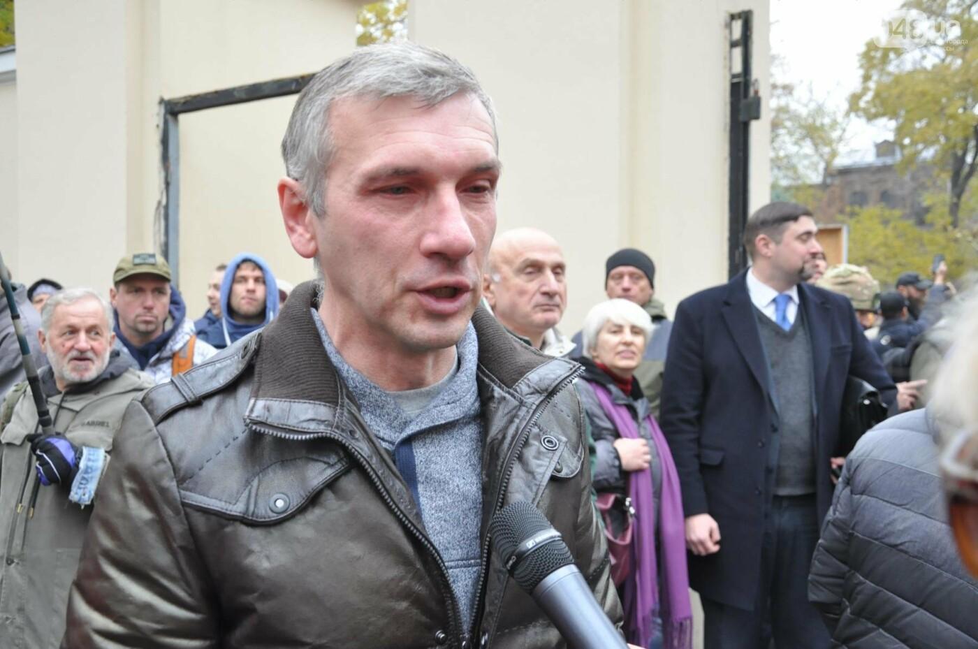 Одесситы обвинили полицию в провокациях (ФОТО, ВИДЕО), фото-1