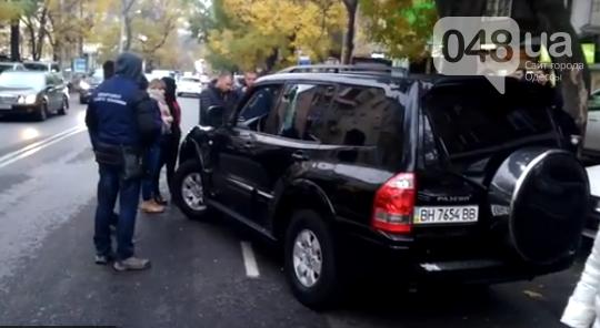 В полиции показали всё задержание в Одессе банды и чиновников (ВИДЕО), фото-2