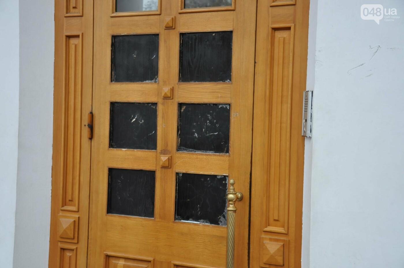 Ворота Летнего театра убрали из-под одесской мэрии (ФОТО), фото-2