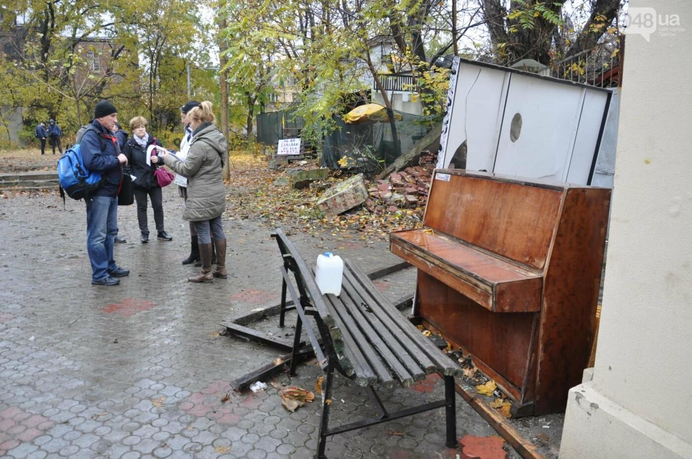 Активисты навели порядок в одесском Летнем театре (ФОТО), фото-15