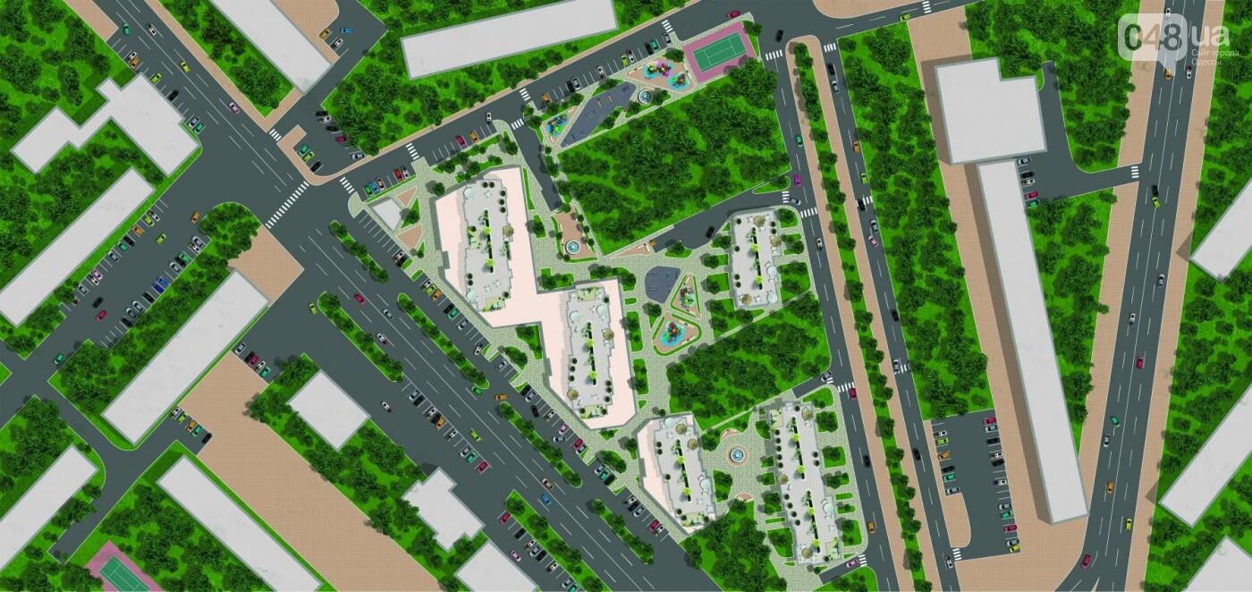 На площади Толбухина появится новый жилой район!, фото-3
