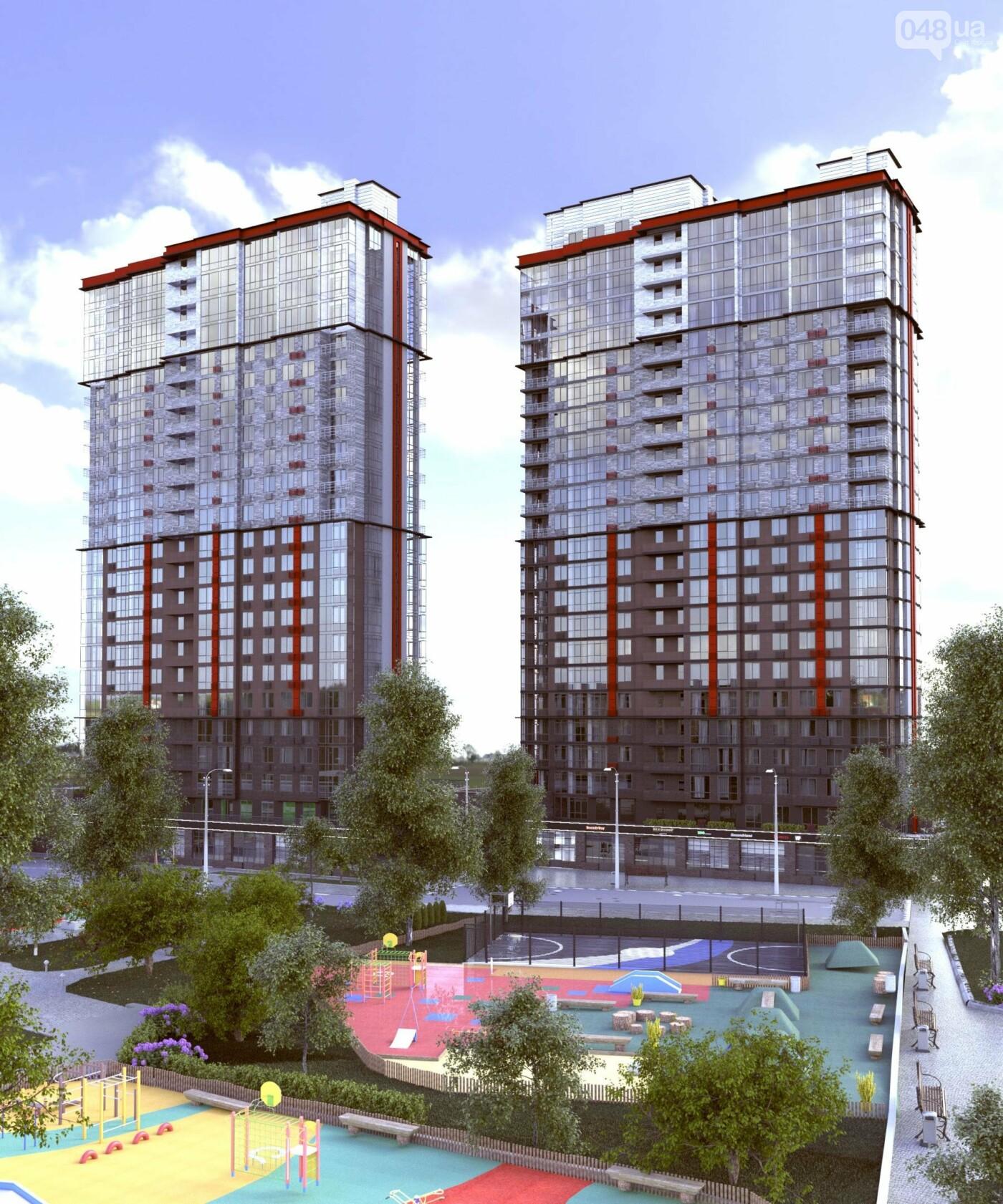На площади Толбухина появится новый жилой район!, фото-2