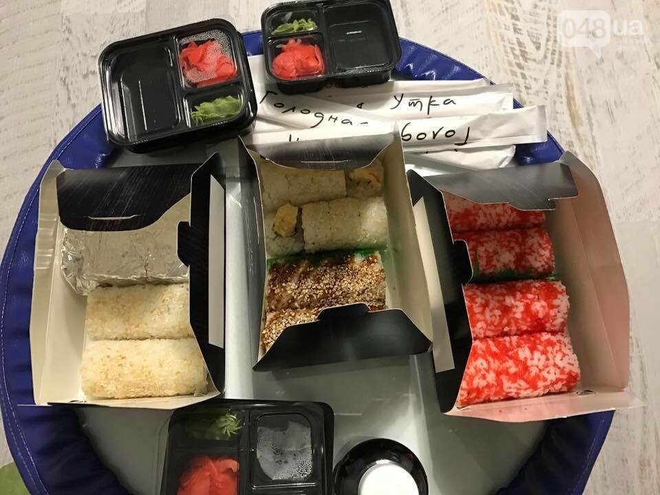 Доставка еды -популярные доставки Одессы, фото-62