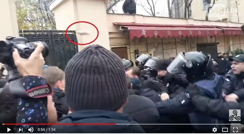 Запрещенные приемы и травма Головина: Как на самом деле себя вели полицейские (ФОТО, ВИДЕО), фото-3