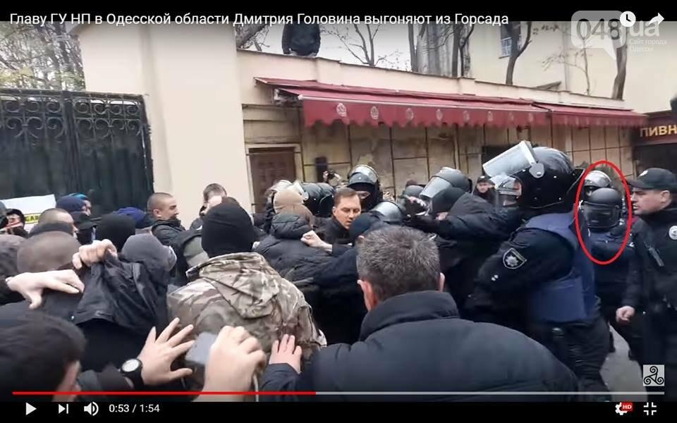 Запрещенные приемы и травма Головина: Как на самом деле себя вели полицейские (ФОТО, ВИДЕО), фото-4