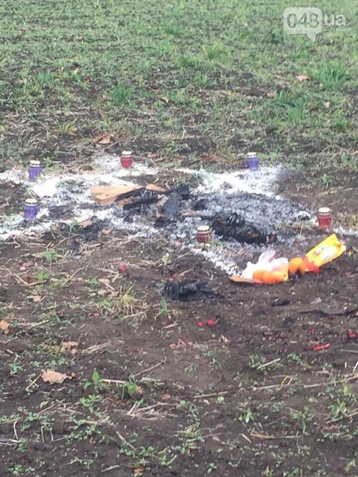 Под Одессой произошло ритуальное убийство: копы шокированы (ФОТО), фото-1