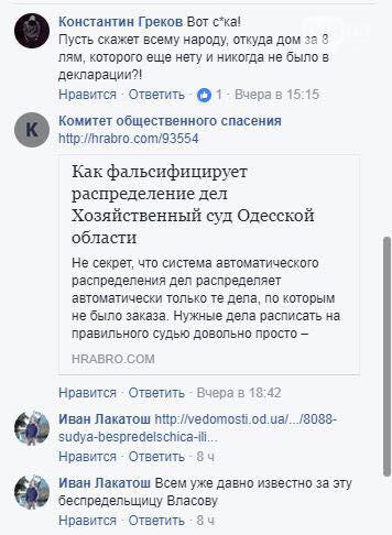 Одесская судья Власова предоставила ложную декларацию о доходах?, фото-4