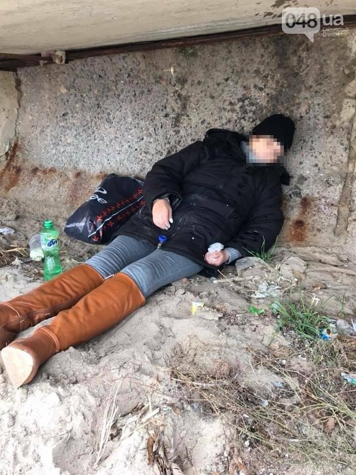 На пляже под Одессой спасли самоубийцу (ФОТО), фото-1