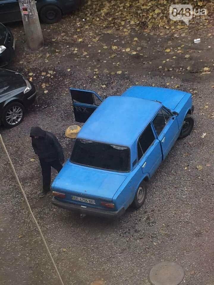 Торговцы, которые заносят мешки картошки под квартиру, обманули одесситов (ФОТО), фото-1