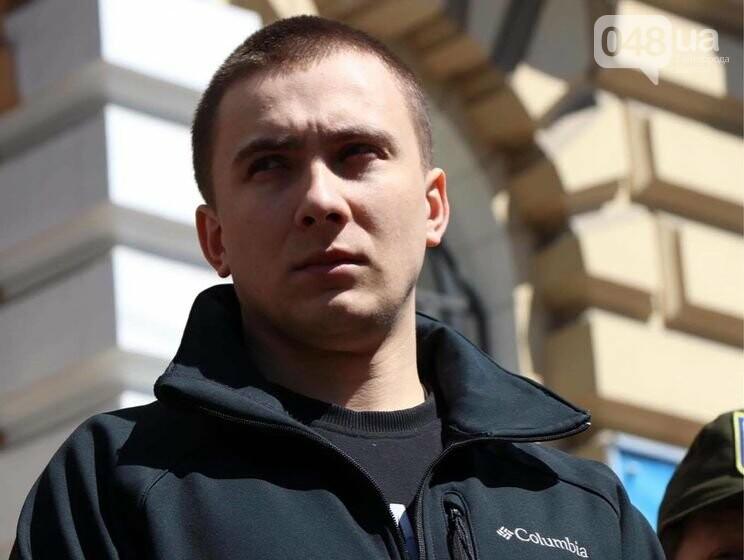 Сергея Стерненко арестовали под копирку за Демьяном Ганулом, фото-1
