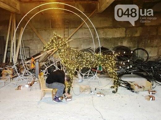 Стало известно, как украсят центр Одессы к Новому году (ФОТО), фото-1