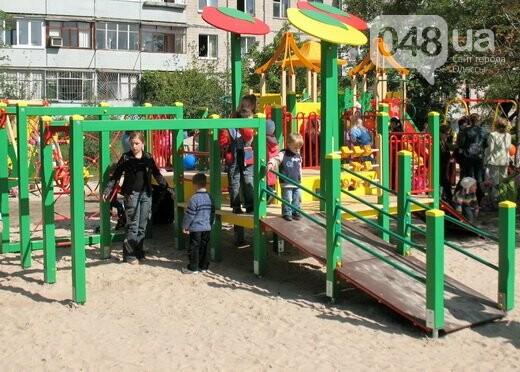 В Одессе появится игровая площадка для детей с инвалидностью (ФОТО), фото-4