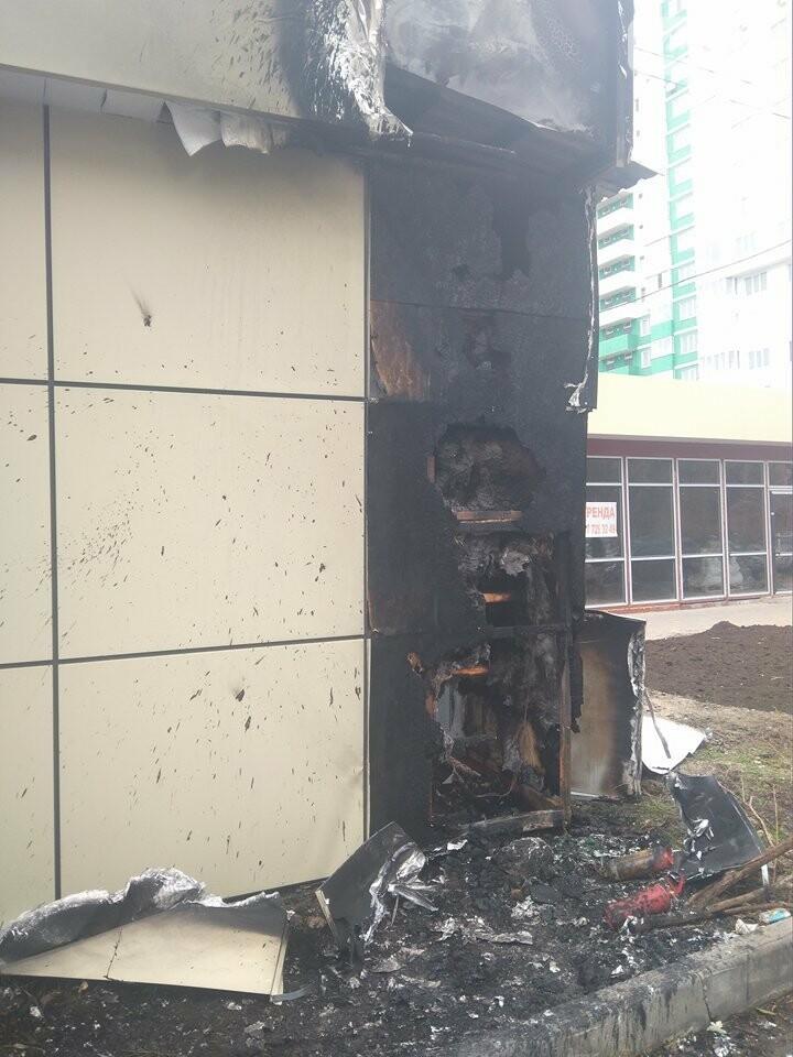 В Одессе неизвестные сожгли магазин и BMW (ФОТО), фото-6