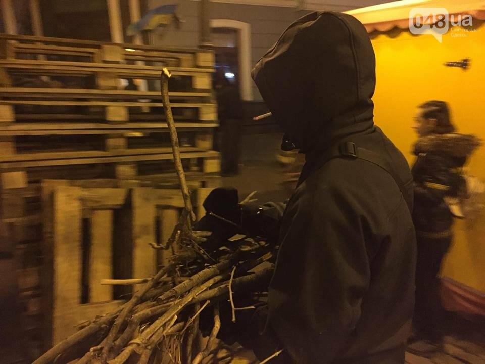 Одесский Майдан собрался досрочно и разбил лагерь у прокуратуры (ФОТО), фото-2