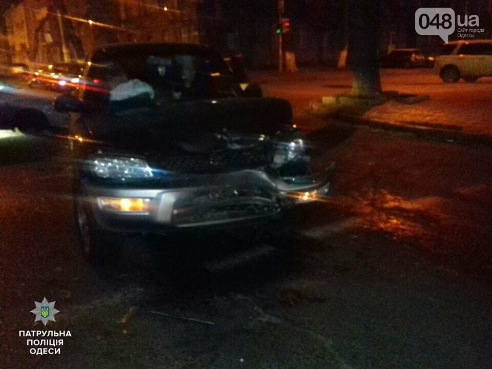 В центре Одессы в аварии пострадала 25-летняя девушка (ФОТО), фото-1