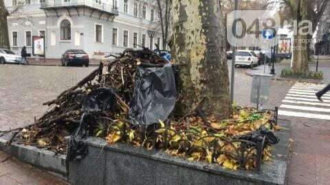Одесса зажигает: Под прокуратуру привезли шины (ФОТО), фото-2