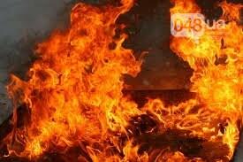 В центре Одессы в собственной квартире сгорел человек, фото-1