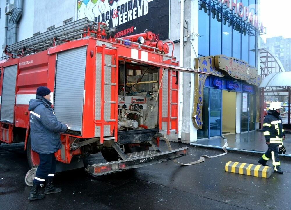 "В Одессе горел супермаркет ""Панорама"" (ФОТО), фото-1"