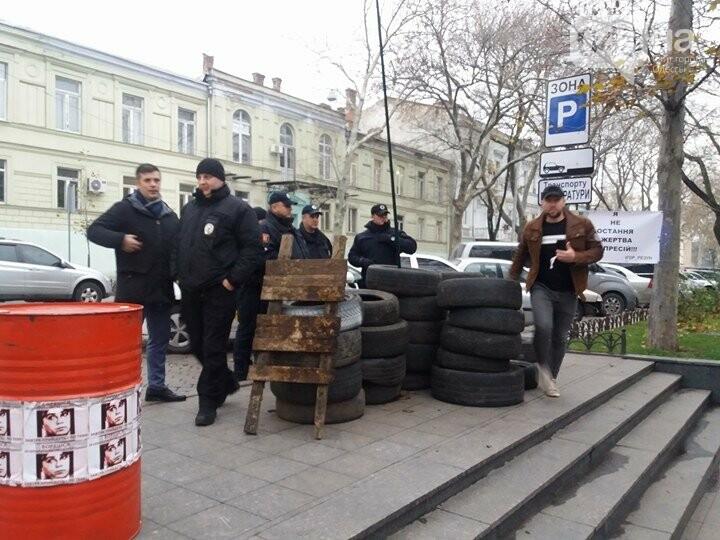 К одесскому Майдану стягивают полицию (ФОТО, ВИДЕО), фото-3