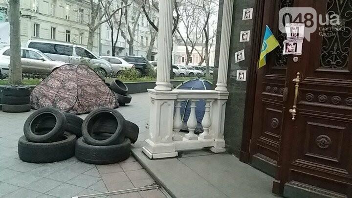 К одесскому Майдану стягивают полицию (ФОТО, ВИДЕО), фото-5