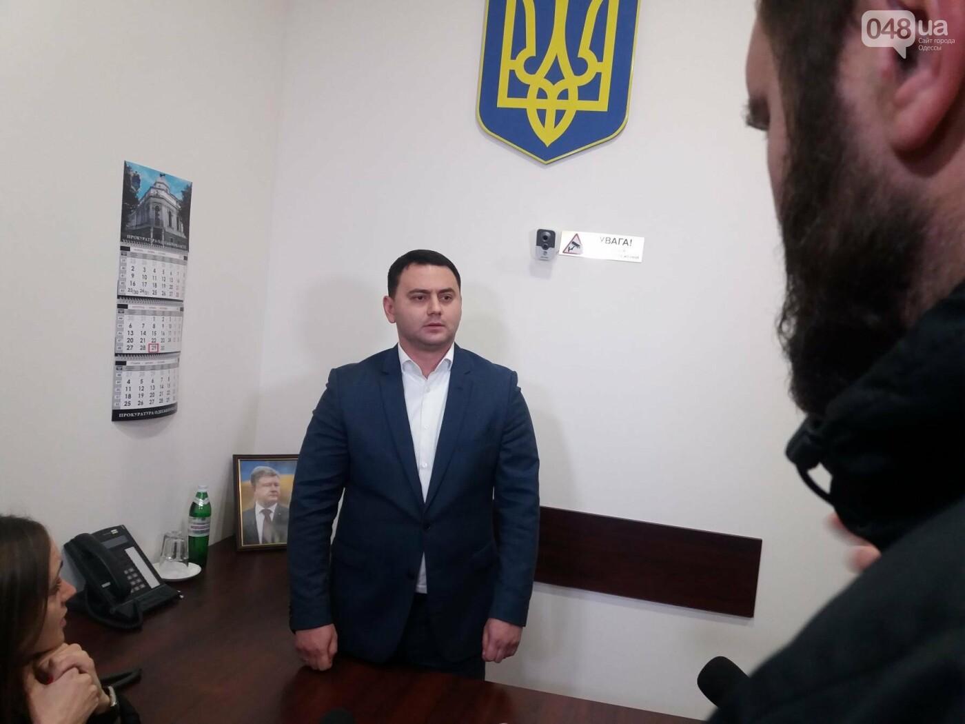 Одесскую прокуратуру внутри оклеили жучками: больше от Жученко не добились ничего (ФОТО, ВИДЕО), фото-1