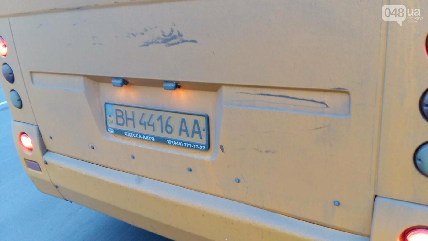 В одесской маршрутке вставили фанеру вместо окон, но по 7 гривен сойдет (ФОТО), фото-1