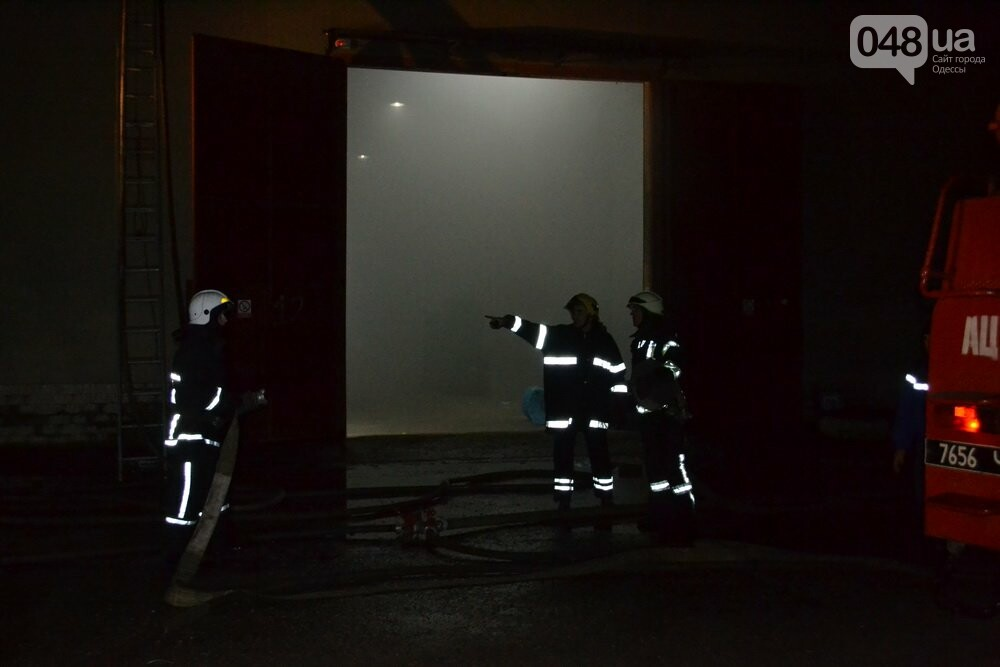 Ядовитый пожар: В Одессе горели два километра бытовой химии (ФОТО), фото-7