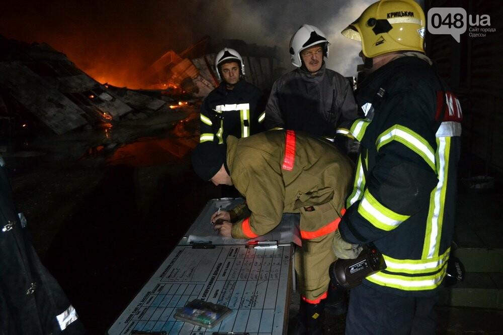 Ядовитый пожар: В Одессе горели два километра бытовой химии (ФОТО), фото-2