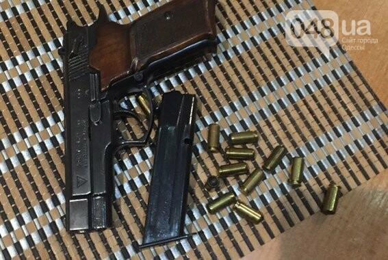 Под Одессой в частном доме обнаружили склад оружия и боеприпасов (ФОТО), фото-2