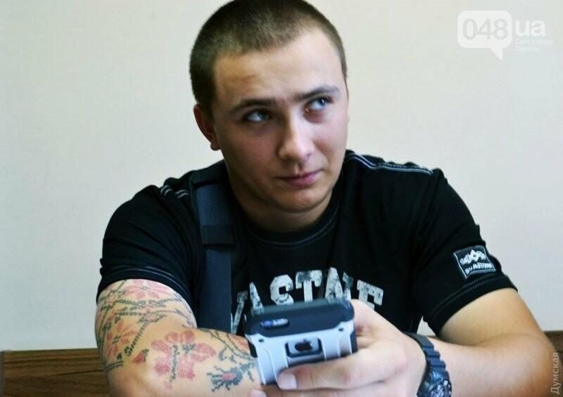 Лидер общественных протестов в Одессе заявил об угрозах и ищет охрану, фото-1