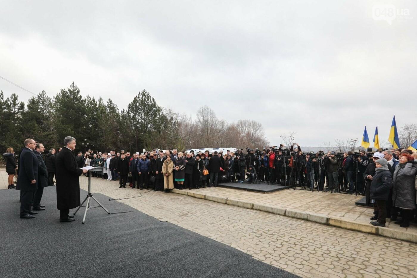 Порошенко в Одесской области дал старт медицинской реформе, фото-3