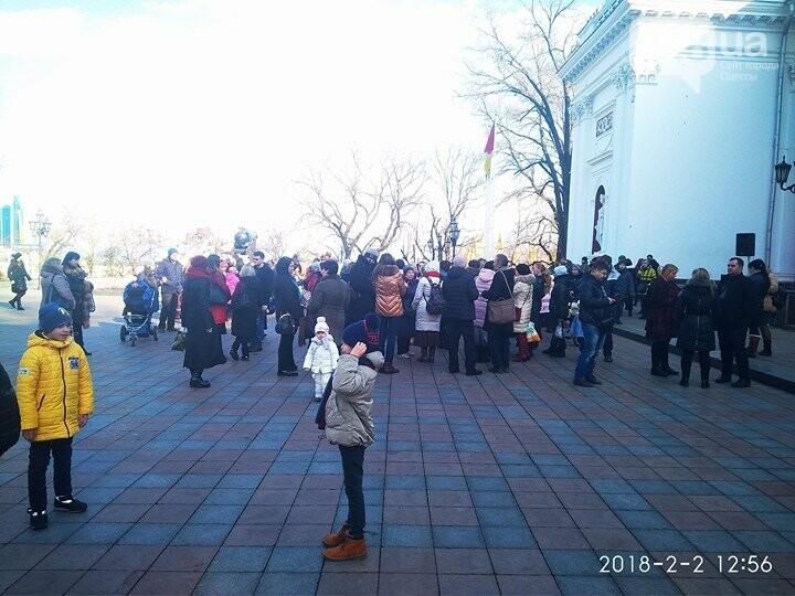 В Одессе бастовали непривитые дети, которых не пускают в школу и садик (ФОТО), фото-7