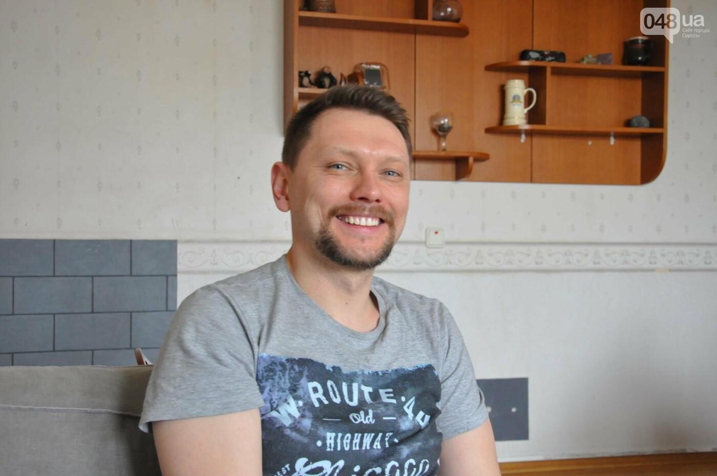 Одесский «мститель с топором» рассказал, что он против беспредела (ФОТО, ВИДЕО), фото-1