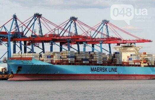 Крупнейший в мире контейнерный оператор уходит из Одессы, фото-1