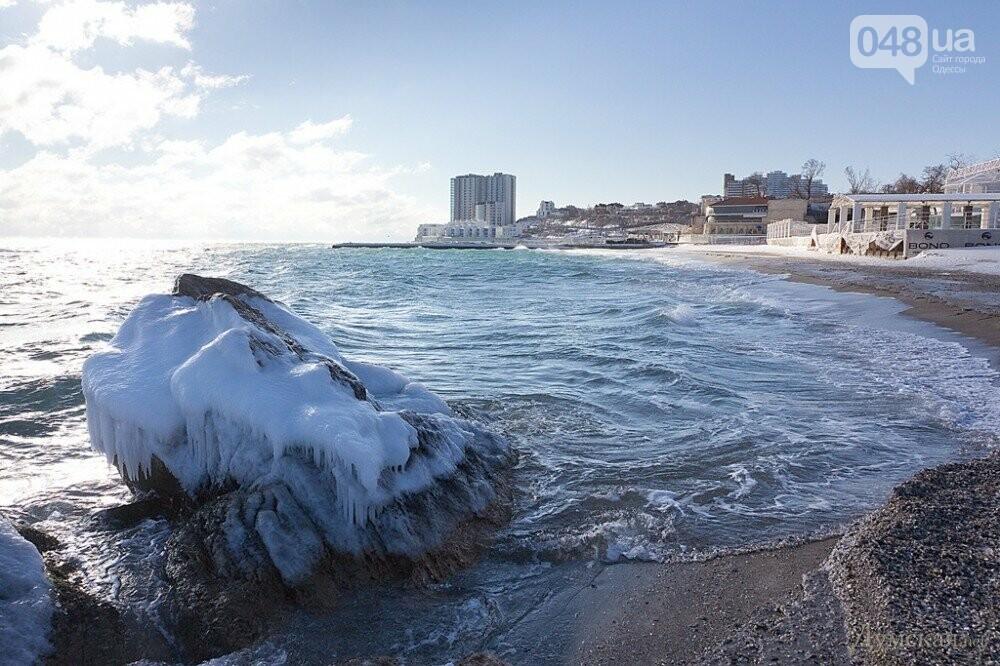 Порты большой Одессы на грани замерзания, фото-1